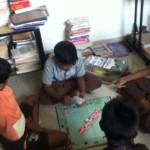 Kids playing games in ABCL location